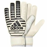 Adidas Goal Keeper Gloves Football Classical Training Glove White Size 9 CW5618