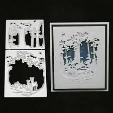 DIY Metal Cutting Dies Stencil Scrapbooking Embossing Paper Card Craft Die Cut .