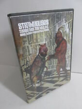 Strawhouses - These are the Willing Album Promo Pack 2 x CD 2 x DVD rare