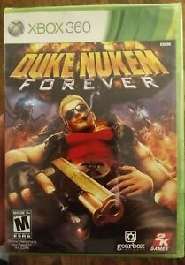 BRAND NEW SEALED! - Duke Nukem Forever (Microsoft Xbox 360, 2011)