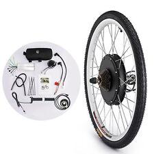 Kit de Conversión de Bicicleta Eléctrica (36V 500W) con Controlador de Modo Dual