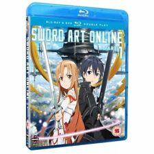 Sword Art Online Part 1 Episodes 17 Blu-ray and DVD Region 2