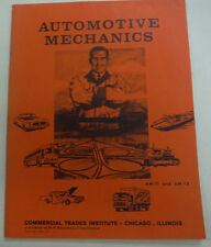 Automotive Mechanics Magazine AM-11 Thru AM-12 1972 060515R