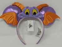 Figment Epcot Mickey Mouse Ears Disney Parks NWT