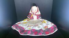 Vintage Tea Kettle Teapot Cozy Warmer Doll