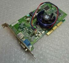 Original Genuine 64mb MSI G4MX440 Nvidia Geforce MX440 AGP Graphics Card / GPU