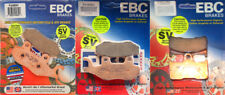 EBC SV Severe Duty Front & Rear Brake Pad Set - Yamaha YFM700 Raptor 700
