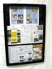 Bulletin Board, Business information Board, Memo Board, Message Board