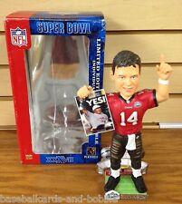 BRAD JOHNSON #14 Super Bowl XXXVII Bucaneers Bobblehead Bobble xxx/2037