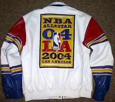JEFF HAMILTON:2004 NBA ALL-STAR ITALIAN LAMBSKIN JACKET: ORIGINALLY $2399 1 LEFT