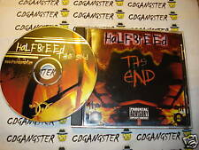 CD HALFBREED THE END ~NR MINT! RARE!  HOUSE OF KRAZEES/TWIZTID icp