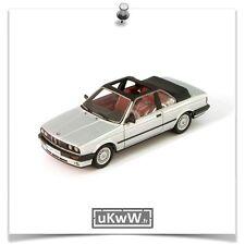 Neo 1/43 - Bmw 318i cabriolet Baur 1990 argent