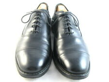 "Allen Edmonds  ""PARK AVENUE"" Oxfords 9.5 D Black   (185)"