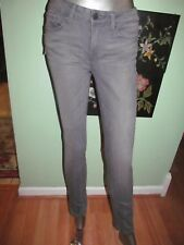 Calvin Klein Gray Ultimate Skinny Stretch Jeans SZ 4X30
