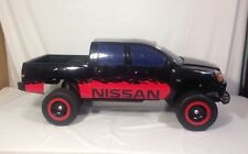 HUGE 1:6? Planet Toys 2005 RC Nissan Titan Truck 28x9x11 Crawler Body