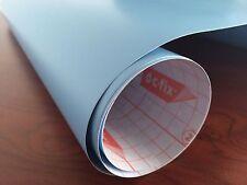 DC 200-2007 Matt Aqua Self Adhesive Contact 45cm x 1m German Made DIYDECOR