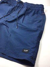 Jack Spade Blue Filled Dots Swim Trunk XXL.NWT. MSRP. $98.00