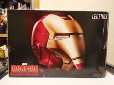 New 2016 Hasbro Marvel Legends Iron Man Electronic Helmet Full-Scale Size