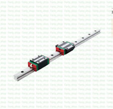 HGR20 Linear Rail Guide L1500mm + 2pcs HGH20CA Block Replace HIWIN CNC #V2403 CH
