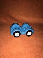 Lego Duplo Blue Car Base Chassis x1