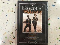 Clasicos Del Cine Mudo Essential Silent 2 - Vol. 3 Charles Chaplin, Harold Lloyd