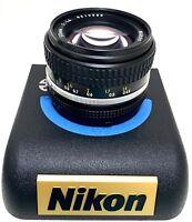Excellent+ Nikon AI-S Nikkor 50mm f/1.4 Camera Prime Lens Manual Focus ais