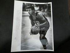 Vintage Glossy Press Photo-Ralph Lewis Free Agent Camp Boston Celtics 7/13/1992