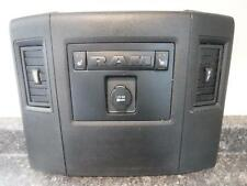 13-16 DODGE RAM 2500 CENTER CONSOLE REAR PANEL REAR HEATED SEAT SWITCHES