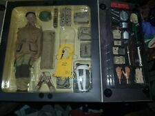 """Soldier Story 1/6 Scale WWII US Jake McNiece 12""""  figure rare htf"""