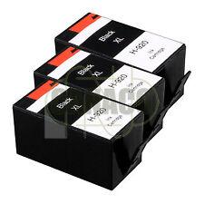3 BLACK 920XL HIGH YIELD 920BK for HP Printer Officejet 6000 6500 - E609 E709