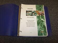 1995 1996 1997 1998 1999 Land Rover Discovery I Shop Service Body Repair Manual
