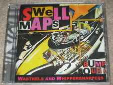 SWELL MAPS - WASTRELS AND WHIPPERSNAPPERS - NEW CD