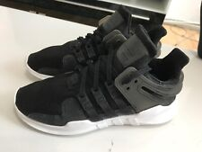 ** ADIDAS EQT SUPPORT BLACK  91/16 SIZE UK 5.5  EUR 38.5**