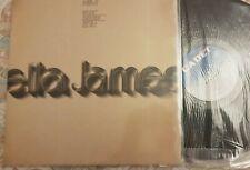 LP- ETTA JAMES -SAME..CADET ITALIA 1969 --- 1° STAMPA