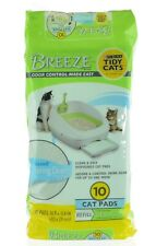 Purina Tidy Cats Breeze Spring Scented Refill Pads 10 count pack