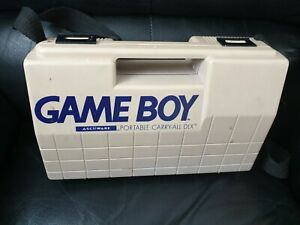 Official Nintendo Game Boy Portable Carry-All DLX Case, Trusted Ebay Shop