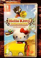 Hello Kitty Kruisers with Sanrio Friends - Nintendo Switch - Region Free - New
