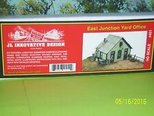 JL INNOVATIVE DESIGN HO SCALE #451 EAST JUNCTION YARD OFFICE