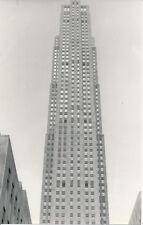 NEW YORK c. 1950 - Radio City Rockfeller Center USA - NV 2893