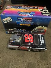 Kevin Harvick Muscle Machines 1969 NASCAR Chevelle 1:18 Action Diecast