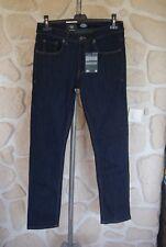 Dickies jeans rhode island bleu brut taille 30x 32 étiqueté 89 euros