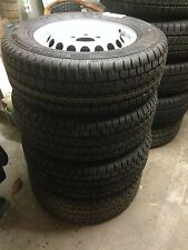 Mercedes Sprinter / VW Crafter.235/65R16 C M+S   CONTINENTAL.VANCO FOUR SEASON2.