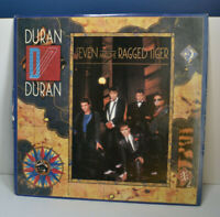 Duran Duran - Seven and the Ragged Tiger LP - Capitol Records 1983
