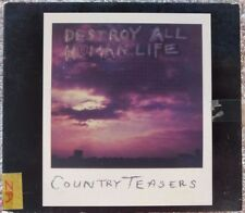 Country Teasers - Destroy All Human Life CD INDIE LO-FI GARAGE COUNTRY THE FALL