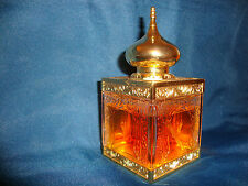 GENUINE VINTAGE AMOUAGE CRISTAL & GOLD EDT PERFUME SPRAY FOR WOMEN  - USED