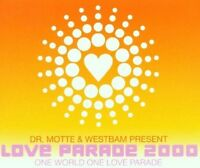Dr. Motte and WestBam Loveparade 2000 [Maxi-CD]