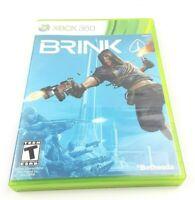 Brink (Microsoft Xbox 360, 2011) CIB