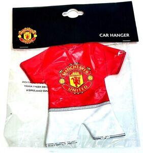 Manchester United Lingette Mini Kit Ventouse Pendant Up Fenêtre Bannière