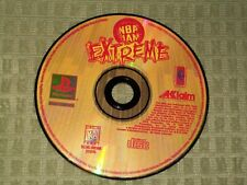 NBA Jam Extreme (Sony PlayStation 1) PS1 Disc Only - Basketball Sports Game