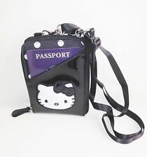Hello Kitty Wallet Purse Passport Holder Bag